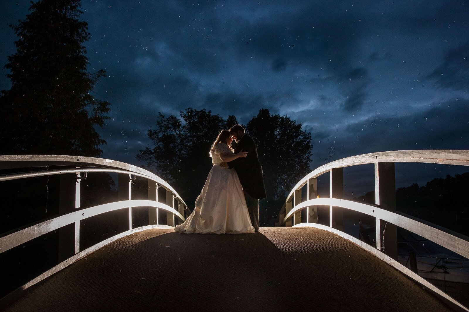 0002 Wet Weather And Winter Wedding Photography