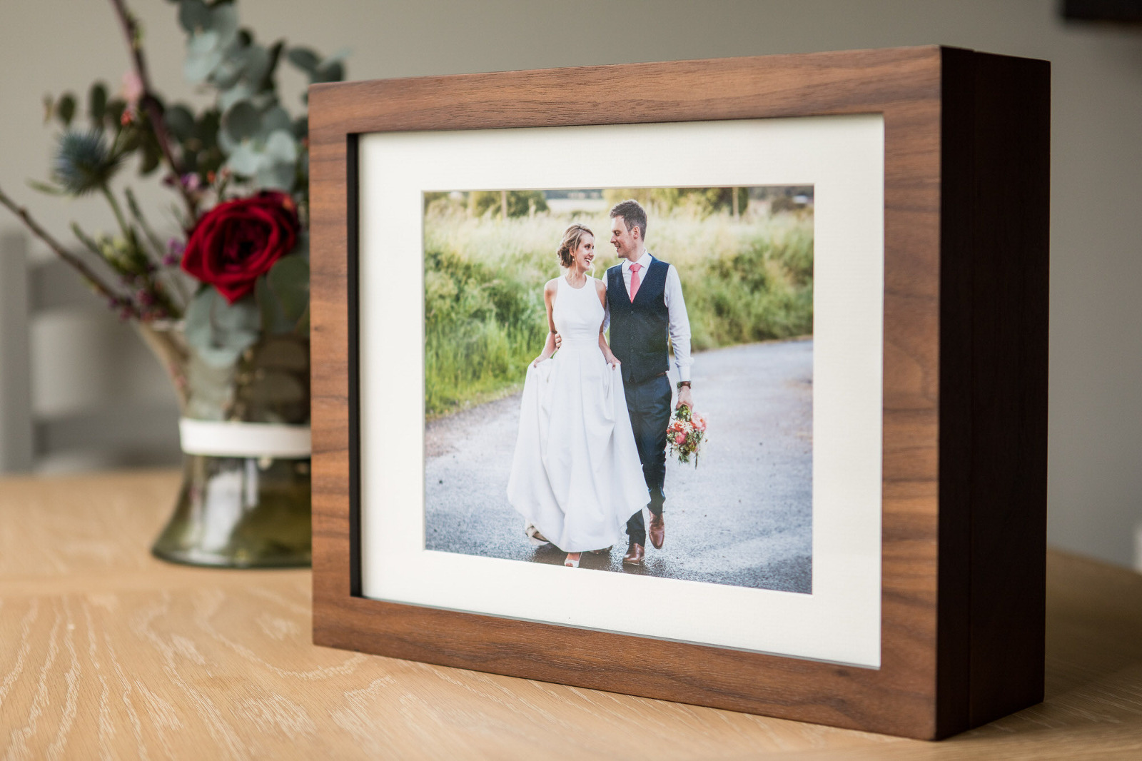 Wedding Photography package - Wooden USB Box