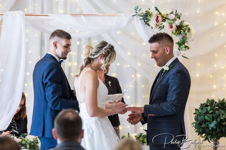 Hilton Avisford Park Hotel - A Summer Wedding With Lucy & Marcin